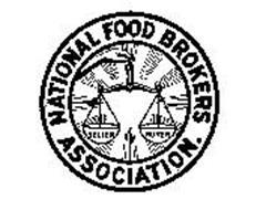 NATIONAL FOOD BROKERS ASSOCIATION SELLER BUYER Trademark of