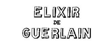 ELIXIR DE GUERLAIN