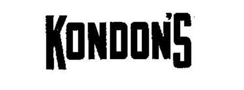 KONDON'S