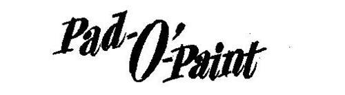 PAD-O'-PAINT