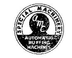 SPECIAL MACHINERY AMC AUTOMATIC BUFFING MACHINES