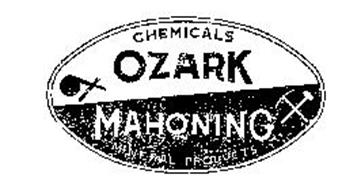 CHEMICALS OZARK MAHONING MINERAL PRODUCTS