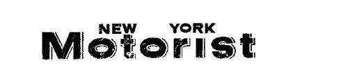 NEW YORK MOTORIST