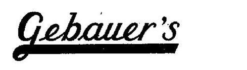 GEBAUER'S