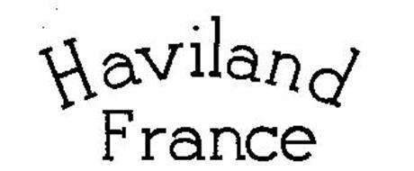 HAVILAND FRANCE