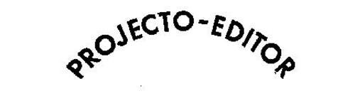 PROJECTO-EDITOR