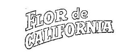 FLOR DE CALIFORNIA