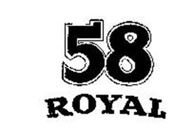 58 ROYAL