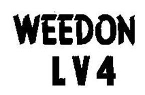 WEEDONE LV4