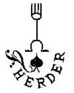 F. HERDER Trademark of Friedr. Herder Abr. Sohn Serial Number: 71640199 ::  Trademarkia Trademarks