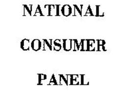 NATIONAL CONSUMER PANEL