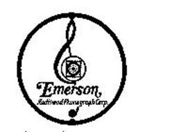 EMERSON RADIO AND PHONOGRAPH CORP. & DESIGN