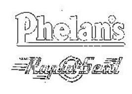 PHELAN'S RAPID SEAL