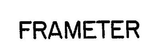 FRAMETER