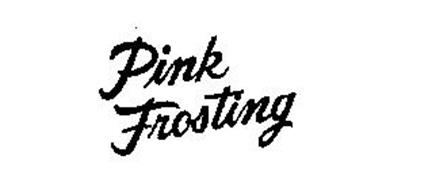 PINK FROSTING