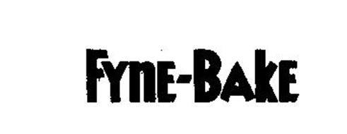 FYNE-BAKE