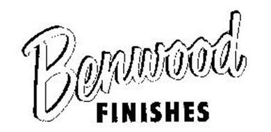 BENWOOD FINISHES