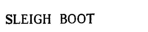 SLEIGH BOOT