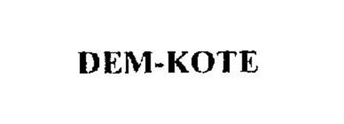 DEM-KOTE