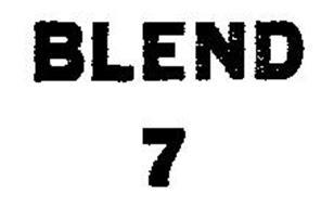 BLEND 7