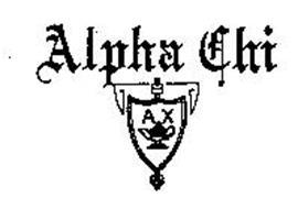 ALPHA CHI AX