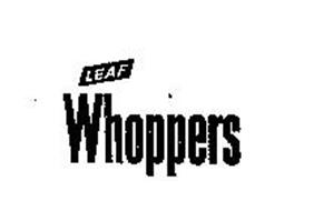LEAF WHOPPERS
