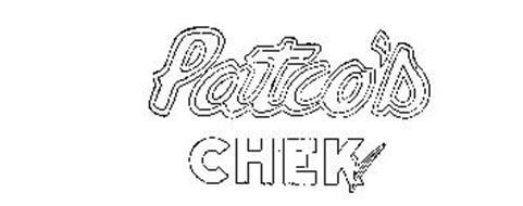 PATCO'S CHEK