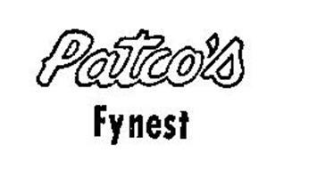 PATCO'S FYNEST