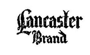 LANCASTER BRAND