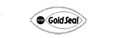 ACME GOLD SEAL