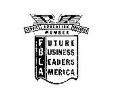 FUTURE BUSINESS LEADERS OF AMERICA SERVICE EDUCATION PROGRESS MEMBER