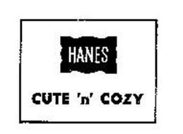 HANES CUTE 'N' COZY