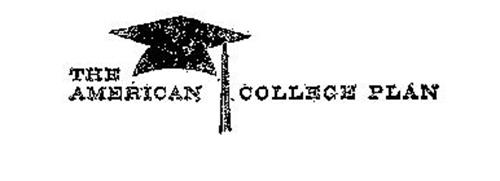 THE AMERICAN COLLEGE PLAN