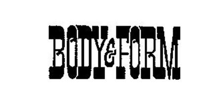 BODY&FORM