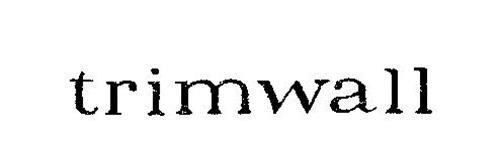 TRIMWALL