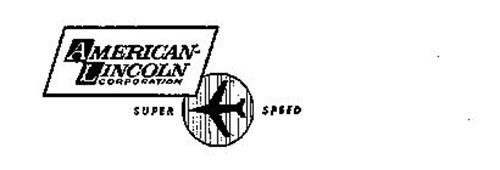 AMERICAN-LINCOLN CORPORATION SUPER SPEED
