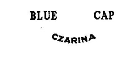 BLUE CAP CZARINA
