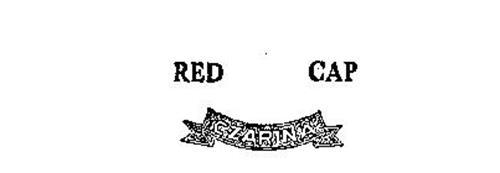 CZARINA RED CAP
