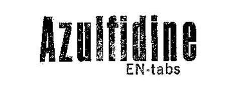 AZULFIDINE EN-TABS