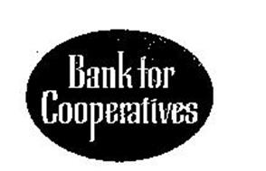 BANK FOR COOPERATIVES