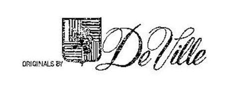 ORIGINALS BY DE VILLE
