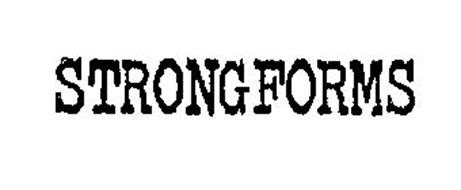 STRONGFORMS