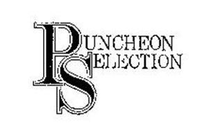 PUNCHEON SELECTION