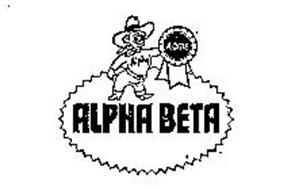 ALPHY ACME ALPHA BETA