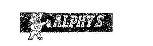 ALPHY ALPHY'S