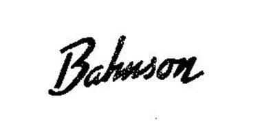 BAHNSON