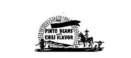PINTO BEANS WITH CHILI FLAVOR