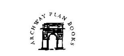 ARCHWAY PLAN BOOKS