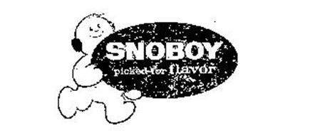 SNOBOY PICKED FOR FLAVOR
