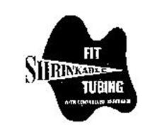 FIT SHRINKABLE TUBING WITH CONTROLLED SHRINKAGE